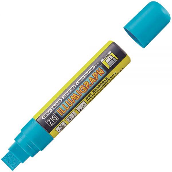 Illumigraph Farbstift 15 mm hellblau, wasserlöslich
