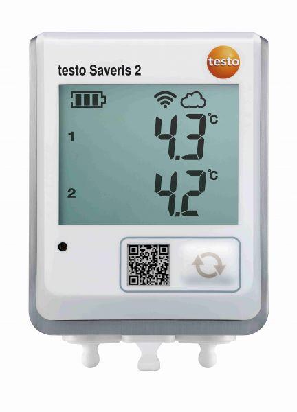 Temperaturfunkdatenlogger mit großer Displayanzeige