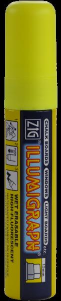 Farbstift Illumigraph 15 mm - Farbe Gelb