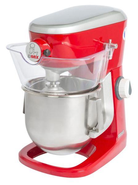 Rote Planetenrührmaschine 5,5 Liter