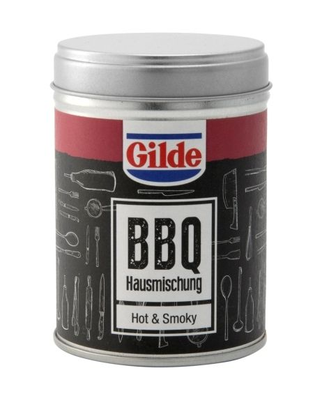 Hausmischung Hot & Smoky in der 100 g Dose