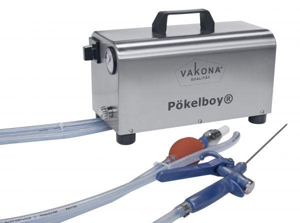 Pökelboy IDEAL VA 230 V (Pökelmeister)