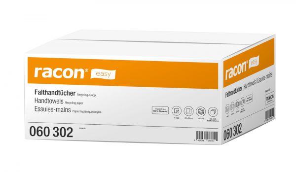 Box racon® easy Falthandtücher