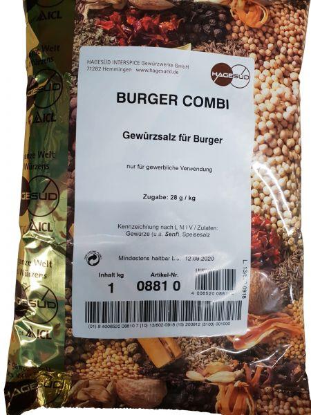 Burger Combi - Gewürzsalz für Burger