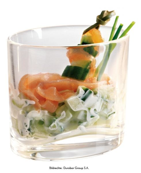 Amuse-Bouche Glas, Ellipse, 20cl