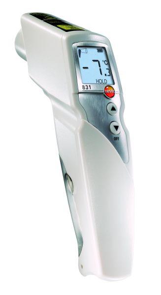 Pistolenförmiges Infrarot Thermometer zum Messen der Oberflächentemperatur