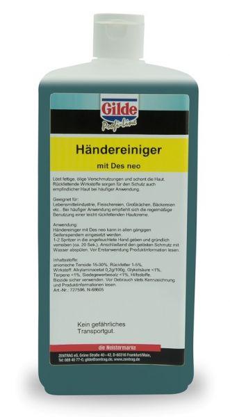 Gilde Profi-Line Händereiniger mit DES Neo