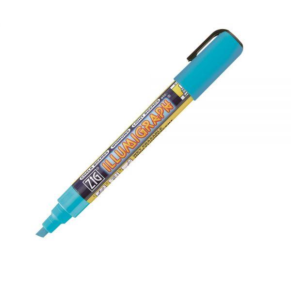 Illumigraph Farbstift 6 mm hellblau, wasserlöslich